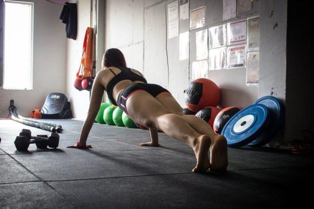 allenamento ad alta intensità