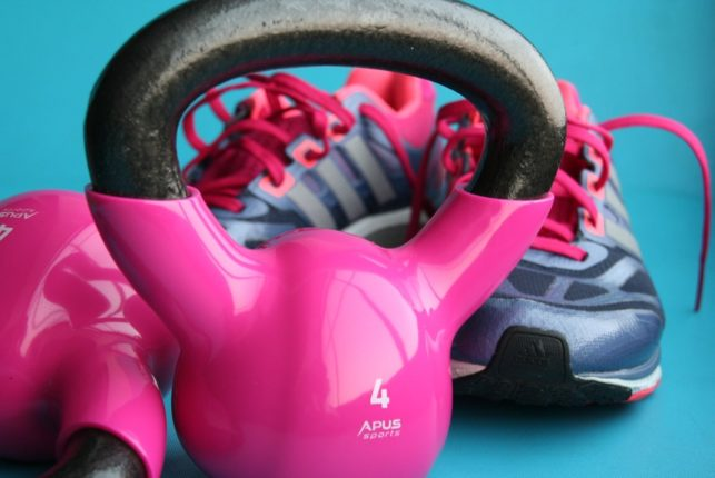 allenamento ad alta intensità e pesi