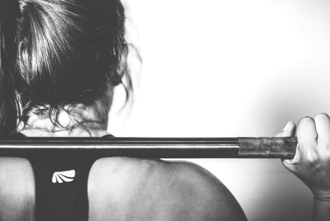 personalizzare un programma di allenamento con i pesi