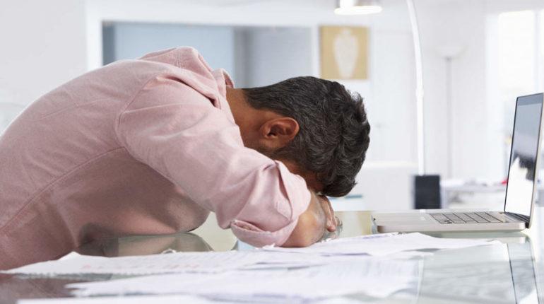 dalla stanchezza alla depressione