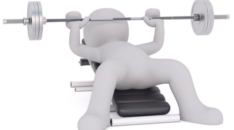 personal trainer e body building