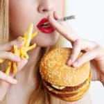 Alimentazione e fumo. Come mangiare quando si vuole smettere di fumare