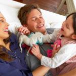La sessualità nelle coppie con figli piccoli