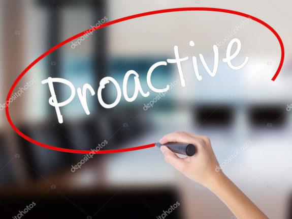 La proattività ci aiuta a trasformare positivamente ogni situazione
