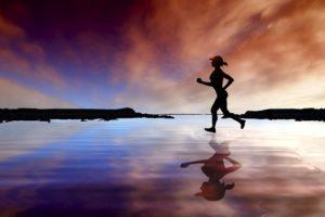Fitness sotto il sole