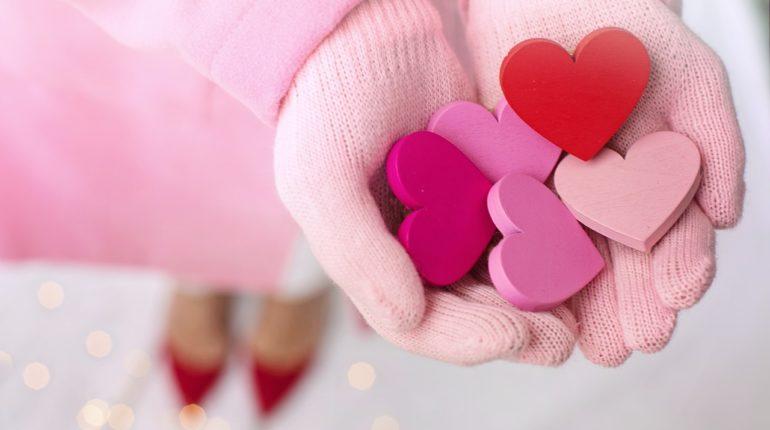 trucco per san valentino