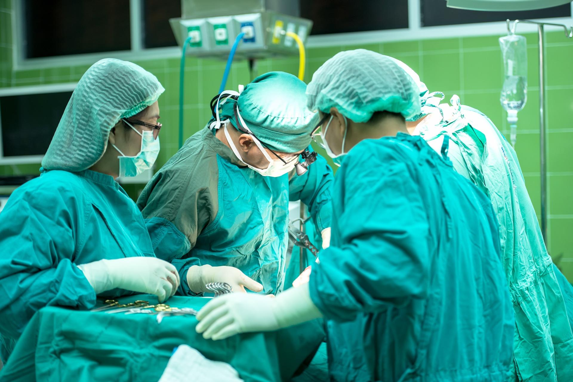 reiki in chirurgia